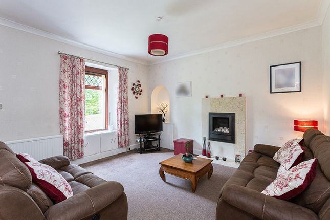 Thumbnail Semi-detached house for sale in Well Road, Forfar, Angus