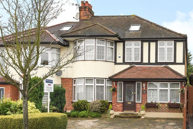 Thumbnail Semi-detached house for sale in Kings Avenue, Woodford Green