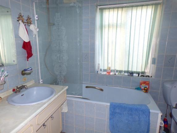 Bathroom One of Princes Ave, Prestatyn, Denbighsire, . LL19
