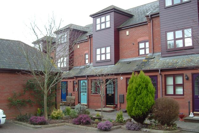 Thumbnail Maisonette to rent in Pitts Court, Old Mill Close, Exeter