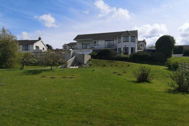 Thumbnail Detached house for sale in Douglas James Close, Haverfordwest