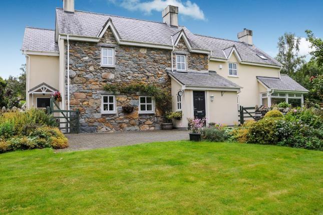 Thumbnail Land for sale in Coed Y Parc, Bethesda, Bangor, Gwynedd