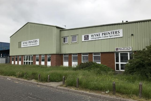 Thumbnail Light industrial to let in Gothenburg Way, Sutton Fields Industrial Estate, Hull