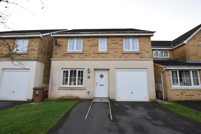 Thumbnail Semi-detached house for sale in Coed Celynen Drive, Abercarn, Newport