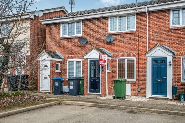 Thumbnail Terraced house for sale in Hales Park Close, Hemel Hempstead, Hertfordshire, .
