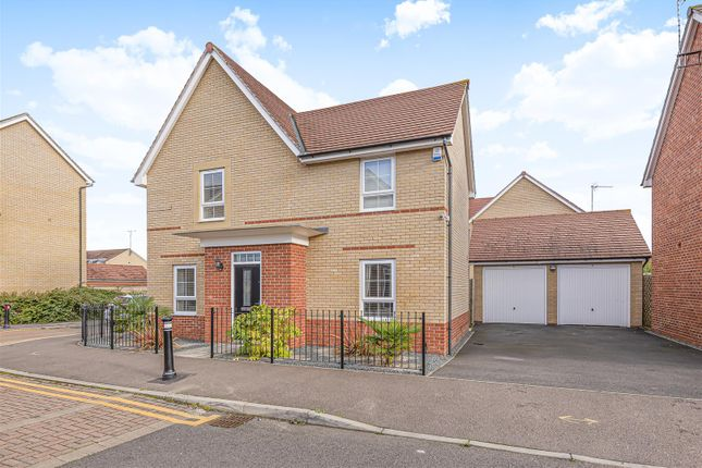 Thumbnail Detached house to rent in Kennedy Street, Hampton Vale, Peterborough