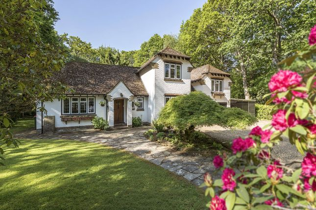 Thumbnail Detached house for sale in Forge Wood, Crawley, West Sussex