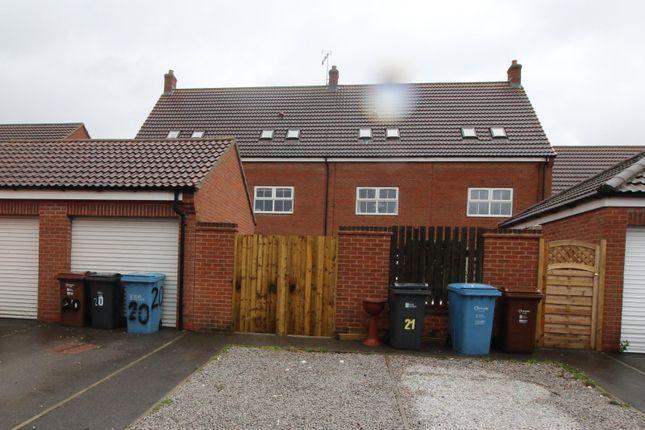 Rear External of Hall Leys Park, Kingswood, Hull, East Yorkshire HU7