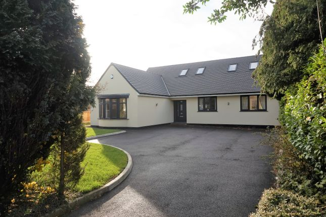 Thumbnail Detached bungalow to rent in The Hill, Glapwell, Chesterfield