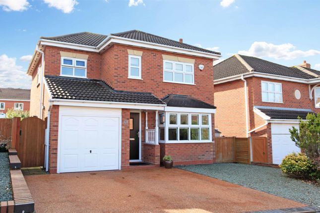 Thumbnail Property for sale in Rembrandt Drive, Telford