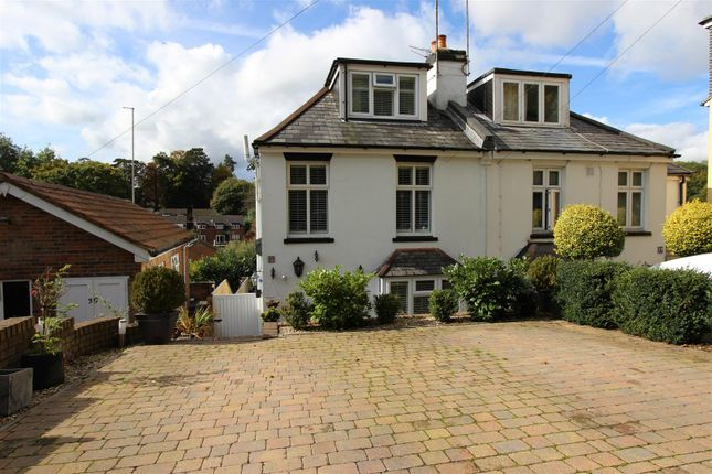 Thumbnail Semi-detached house for sale in Sunnyhill Road, Boxmoor, Hertfordshire