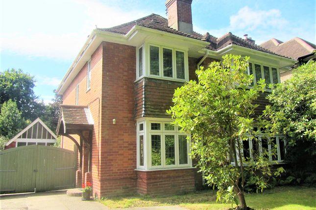 Thumbnail Detached house for sale in Hill Lane, Southampton