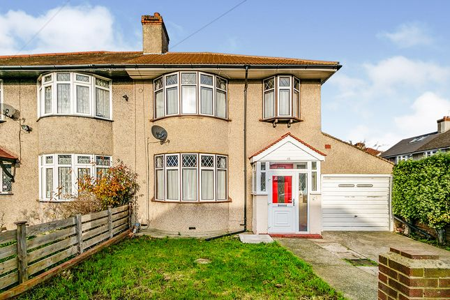 3 bed semi-detached house for sale in Madison Crescent, Bexleyheath DA7