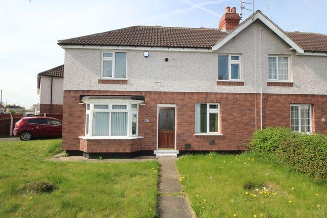 Thumbnail Semi-detached house for sale in Elm Crescent, Bentley, Doncaster