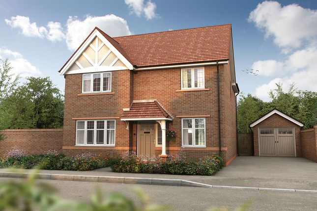 """Thumbnail Detached house for sale in """"The Tyndale"""" at Omega Boulevard, Warrington"""