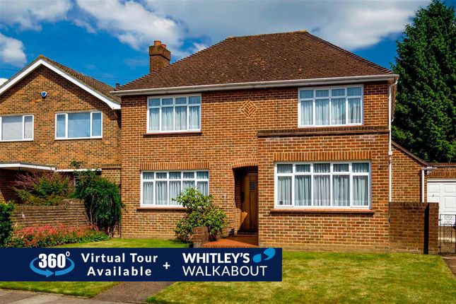 Thumbnail Detached house for sale in Church Close, West Drayton