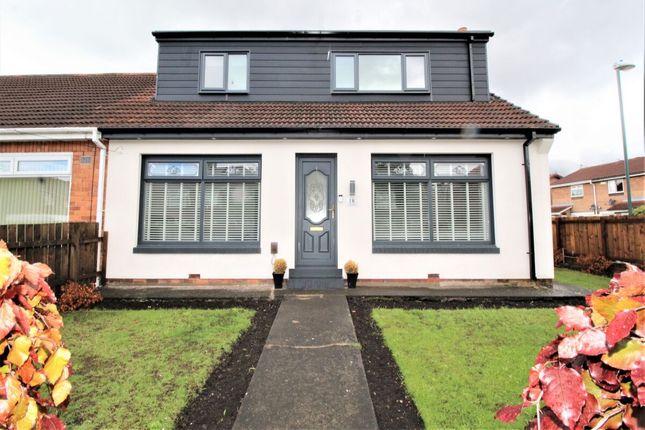 Thumbnail Terraced house for sale in North Farm Road, Hebburn