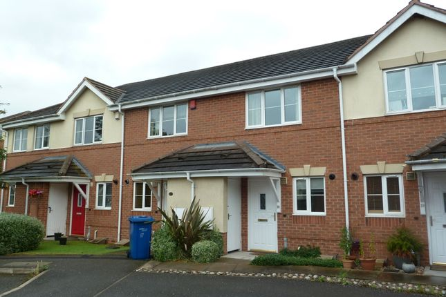 Thumbnail Terraced house to rent in Meadowbank, Tamworth