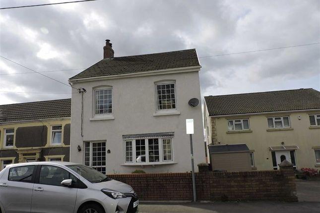 Thumbnail End terrace house for sale in Park Street, Lower Brynamman, Ammanford