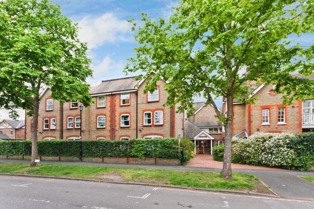 Thumbnail Flat for sale in Church Lane, Merton Park, London