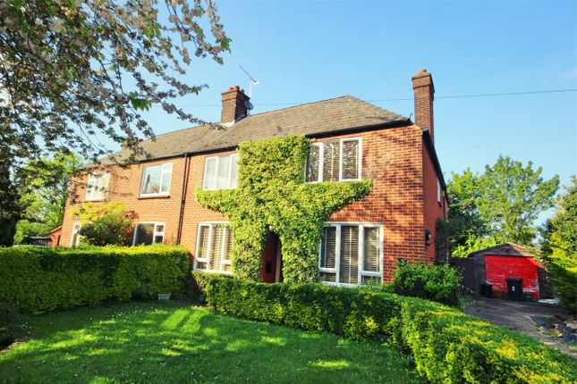 Thumbnail Semi-detached house for sale in New Road, Great Baddow, Chelmsford, Essex