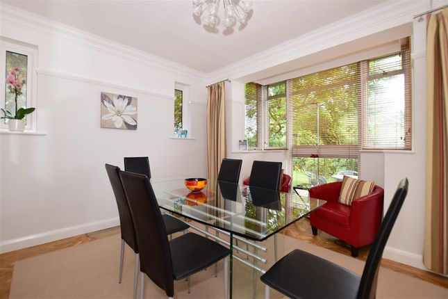 Thumbnail Detached house for sale in Princes View, Dartford, Kent