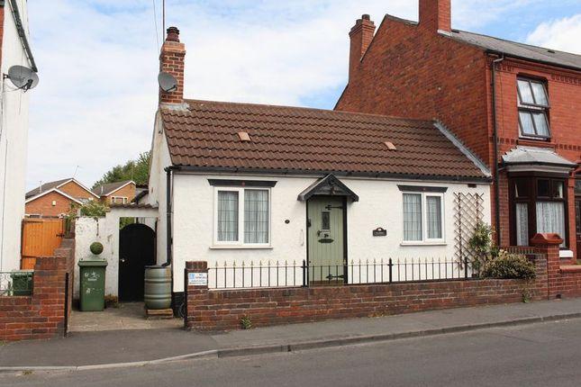 Thumbnail Semi-detached bungalow for sale in Barnett Street, Wordsley, Stourbridge