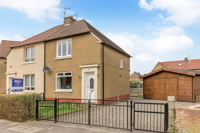 Thumbnail Semi-detached house for sale in 42 Hawthorn Street, Grangemouth