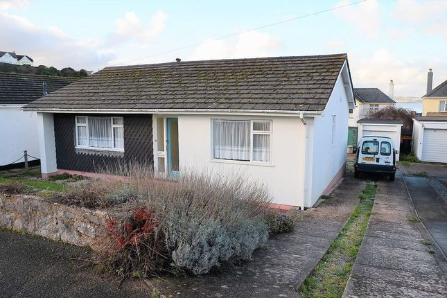 Thumbnail Bungalow for sale in Ranscombe Close, Brixham