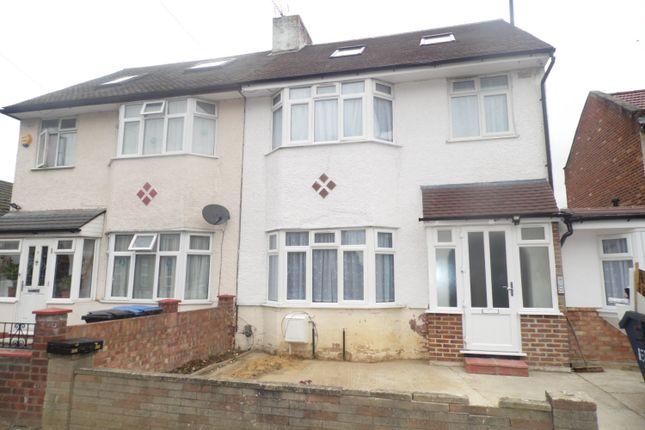 Thumbnail Flat to rent in Ripon Road, London