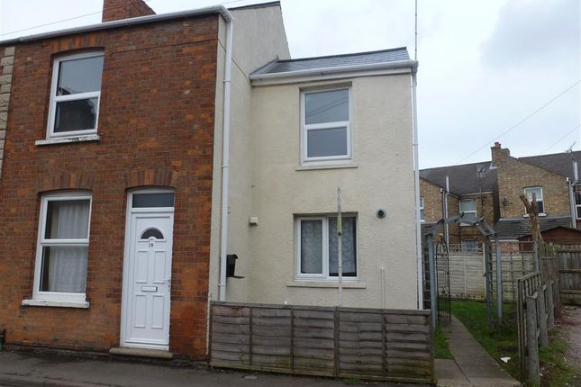 Thumbnail End terrace house to rent in Milner Road, Wisbech