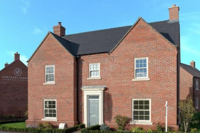 Thumbnail Detached house for sale in The Watermead, Harcourt Gardens, Wistow Road, Kibworth