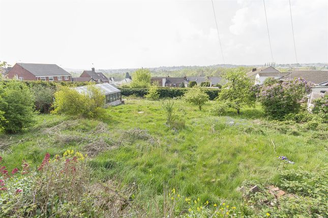 Thumbnail Land for sale in Broomhill Road, Old Whittington, Chesterfield