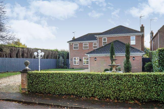 Thumbnail Detached house for sale in Mill Lane, Bulkington