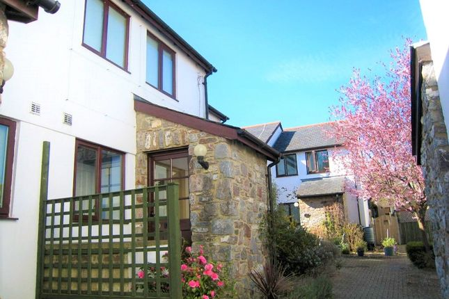 Thumbnail Terraced house to rent in Hoskings Court, Strode Road, Buckfastleigh