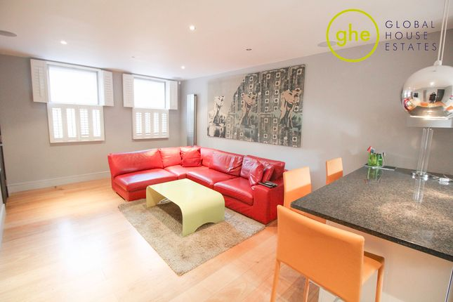 Thumbnail Terraced house to rent in West Square, London