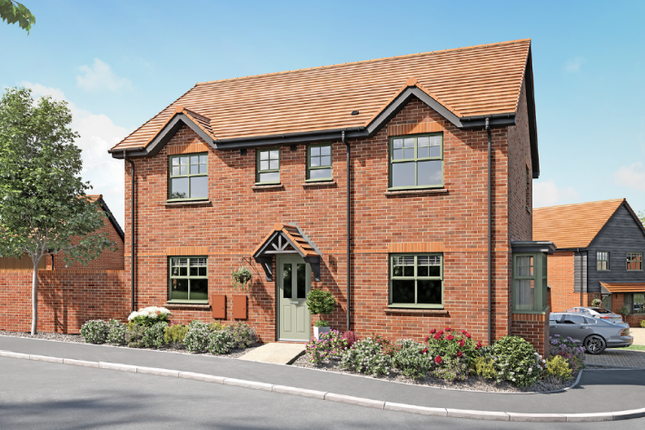 """Thumbnail Property for sale in """"The Marlborough"""" at Tangier Lane, Bishops Waltham, Southampton"""