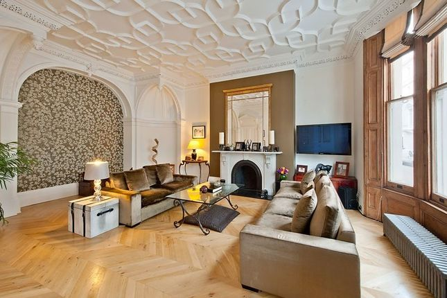 Thumbnail Maisonette for sale in Courtfield Gardens, South Kensington