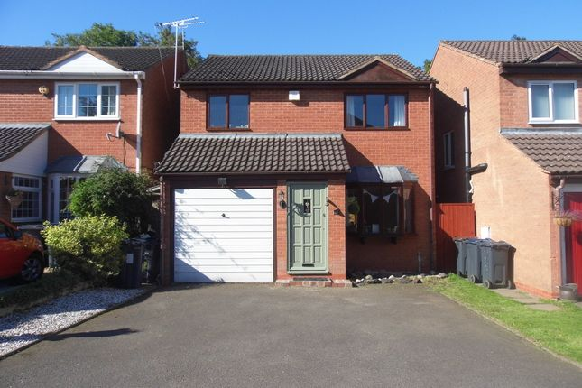 Thumbnail Detached house for sale in Hagley Park Drive, Rednal, Birmingham