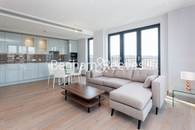 Thumbnail Flat to rent in Cummings House, Wandsworth