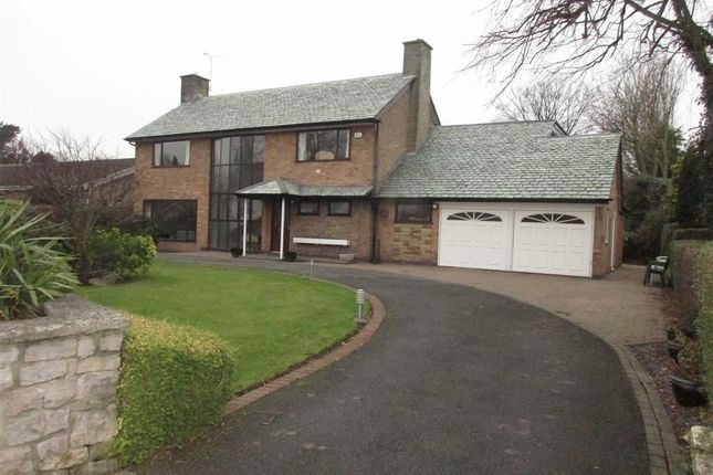 Thumbnail Detached house for sale in Beech Grove, Leigh