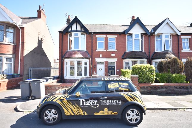 Thumbnail End terrace house to rent in Gorse Road, Blackpool, Lancashire