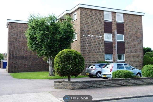 Thumbnail Flat to rent in Mill Road, Worthing