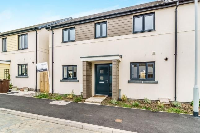 Thumbnail Semi-detached house for sale in Plymstock, Plymouth, Devon