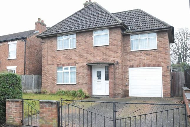 Thumbnail Detached house for sale in High Holme Road, Louth