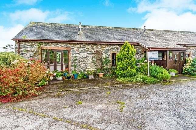 Thumbnail Barn conversion for sale in Malborough, Kingsbridge, Devon