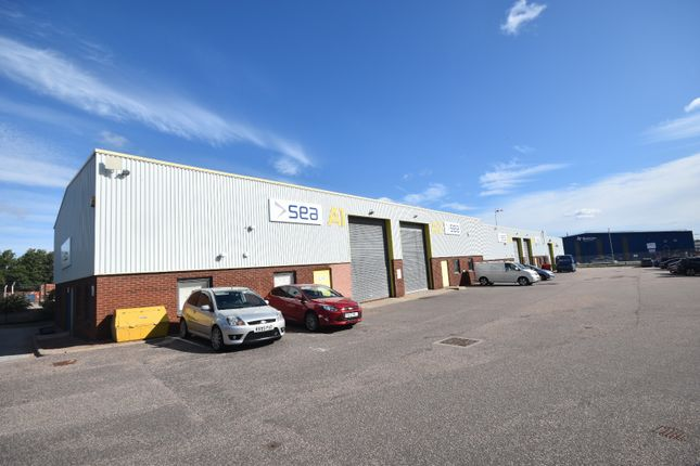 Thumbnail Industrial to let in Kirkhill Place, Kirkhill Industrial Estate, Dyce, Aberdeen