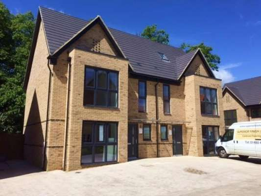 Thumbnail Town house to rent in Marchmant Square, Longthorpe, Peterborough