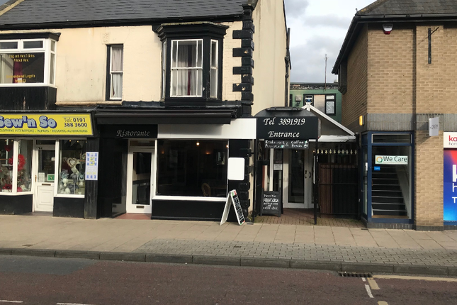 Thumbnail Restaurant/cafe for sale in 162 Front Street, Chester Le Street
