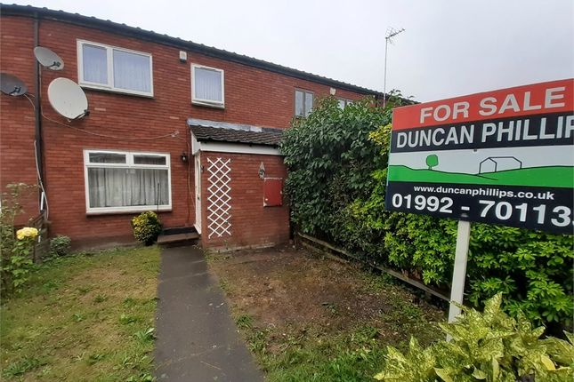 Thumbnail Terraced house for sale in Dewgrass Grove, Waltham Cross, Hertfordshire